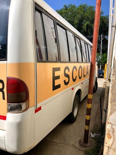 micro ônibus volare a8 escolar 21l 2003 / 2003