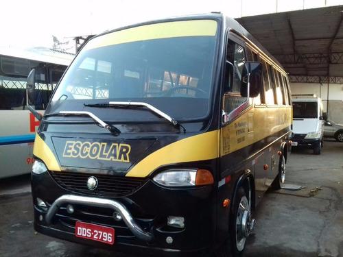 micro ônibus volare a8 ótimo estado