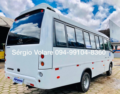 micro ônibus volare attack 8 - 7.385 mts dta executivo 2019