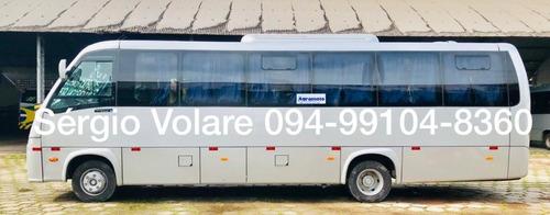 micro ônibus volare fly 9 executivo - dta prata
