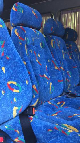 micro ônibus volare marcopolo a6 24p único dono - 2003
