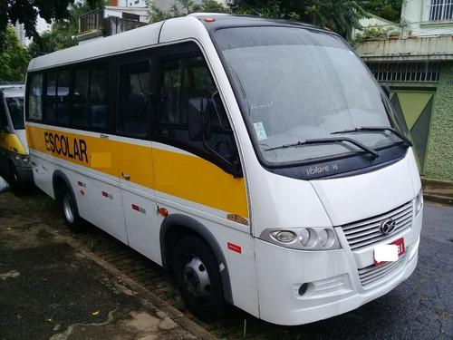micro ônibus volare v6 2012