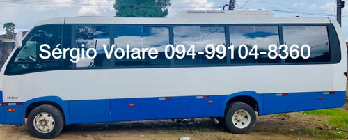 micro ônibus volare w8 on fly executivo 2014/2014