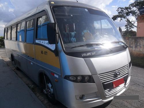 micro ônibus volare w9 2009/09 29 lug executivo
