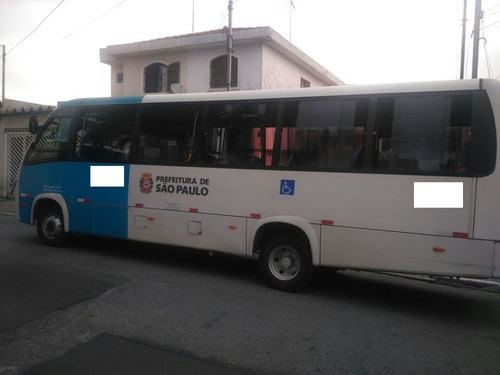 micro ônibus volare w9 2014 - so 140.000