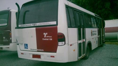 micro ônibus volare w9 ano 2010 so 75000