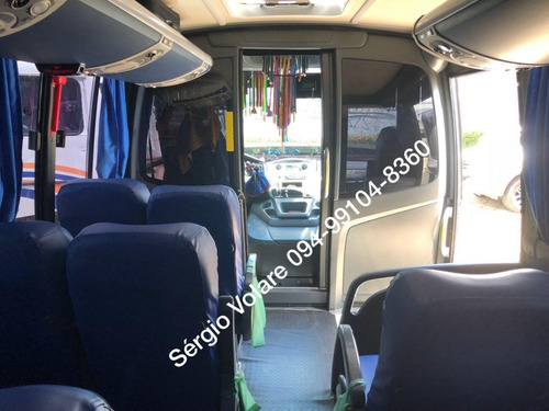 micro ônibus volare w9 fly executivo ano 2014/2014