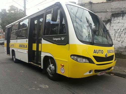 micro ônibus volkswagen ibrava 2010