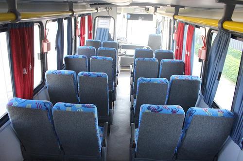 micro-ônibus vw mascarello granmini 2015 = busscar