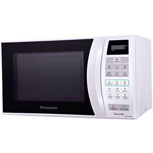 micro-ondas 21l branco st254w 127v panasonic