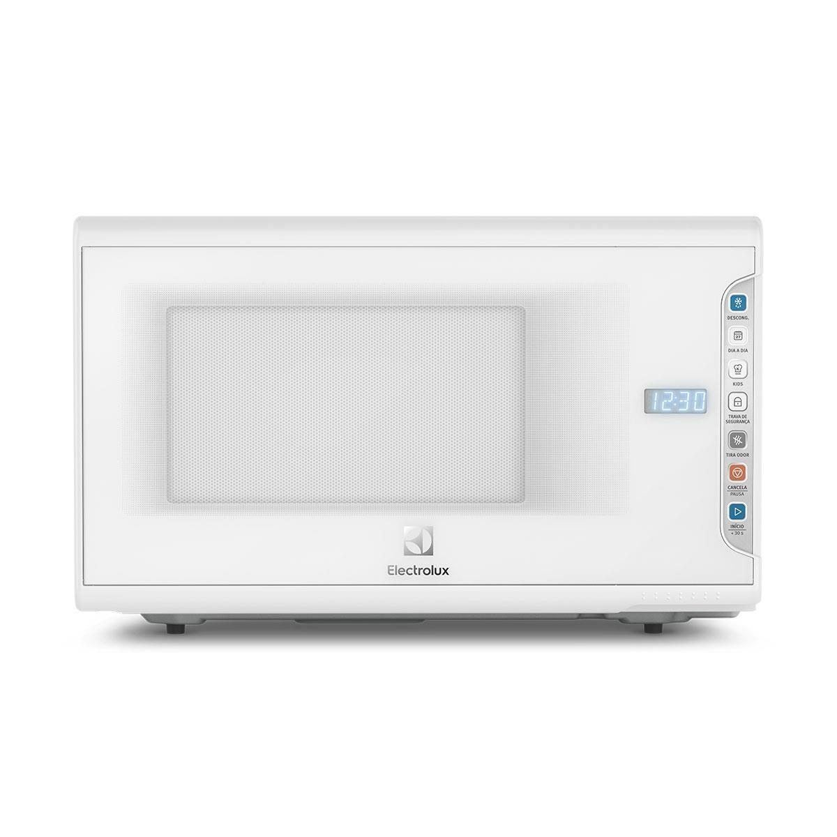 c0ace161b micro-ondas electrolux mi41 31 litros com painel integrado. Carregando zoom.