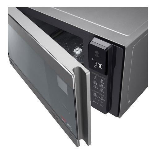 micro-ondas neochef grill inverter lg espelhado 42l 220v