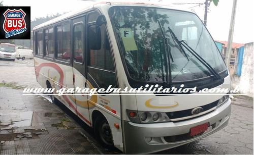 micro onibus agrale ma astor ano 2009 com ar barato ref 611