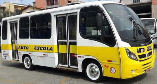 micro onibus auto escola neobus 2012  - pronta entrega