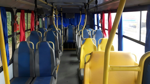 micro onibus c f c 2011 - só 57.990 - pronta entrega