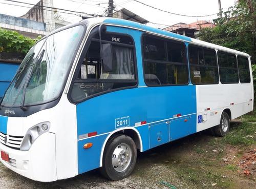 micro onibus comil 2011 c f c - só r$ 55.000 pronta entrega