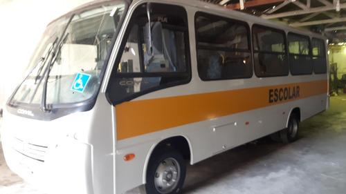 micro onibus comil escolar 2011 - 31 lugares  pronta entrega