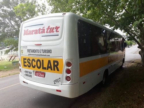 micro onibus comil  mercedes benz 915