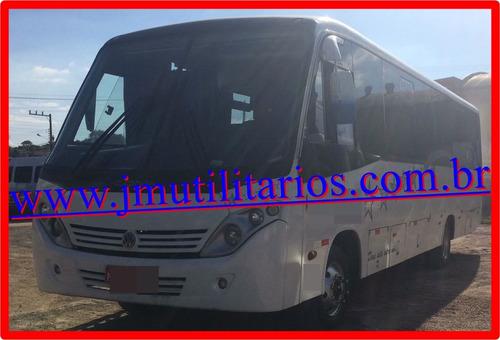 micro onibus comil pia ano 2012 vw 9150 29l wc ar jm cod.417