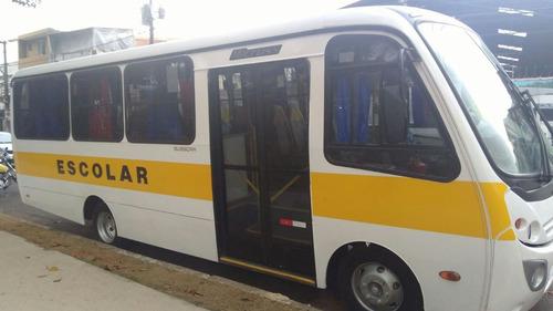 micro onibus  escolar 33 lugares 2008/08 65000
