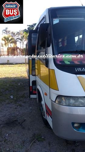 micro onibus escolar  volare a8 ano 2002 oferta! ref 713