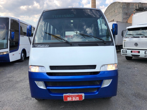 micro onibus fratelo ar condicionado iveco 6013