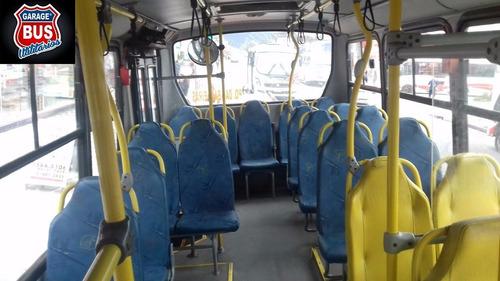 micro onibus neobus thunder mais ano 2010 volks 9-150!ref09