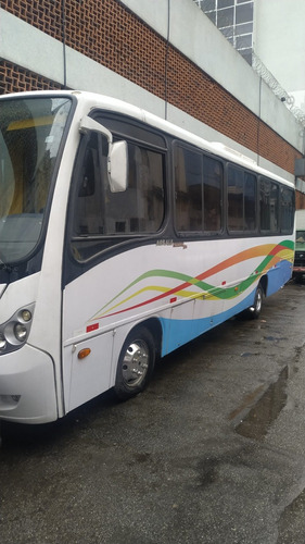micro onibus neobus thunder plus 2008 banheiro+ar+dvd+mwm+do