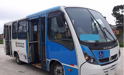 micro onibus thunder +  2011 - so 65.000