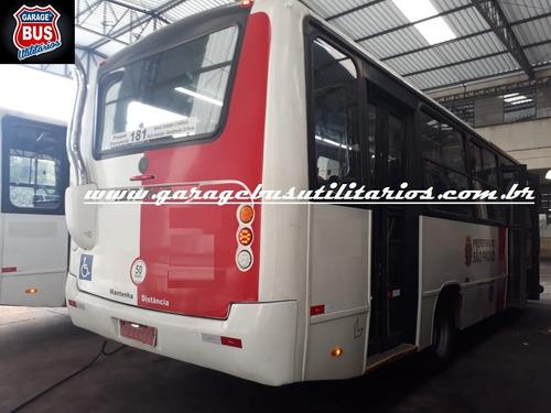 micro onibus urbano ibrava ano 2010 volks barato ref 940