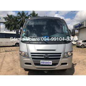 Micro Ônibus Volare Attack 8 Executivo Dta Cor Prata