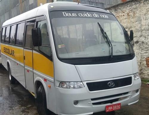 micro onibus volare w8 - 2004/2005 - escolar pronta entrega