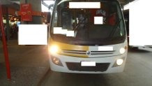 micro onibus volks 9.150 mwm ano 2011/ auto escolas/king bus