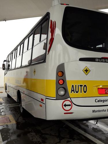 micro onibus volkswagen busscar 2008