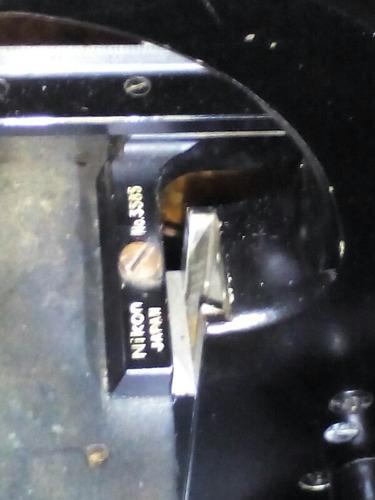 micro oscopio nikon kagaku.