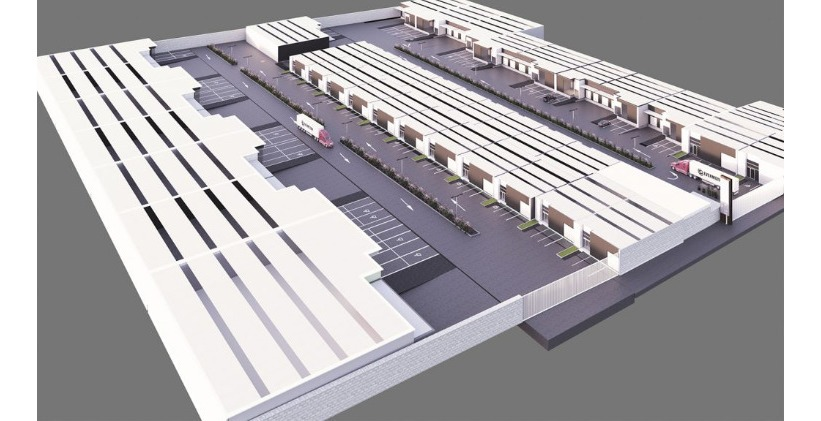 micro parque industrial en pre venta. bodegas en corregidora