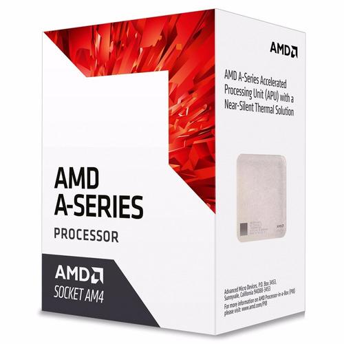 micro procesador amd apu a8 x4 9600 bristol ridge tienda