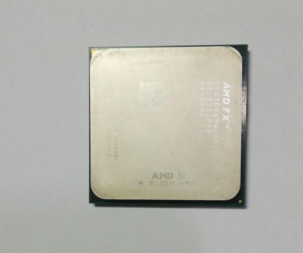 Micro Procesador Amd Fx 4300 S 120 00 En Mercado Libre