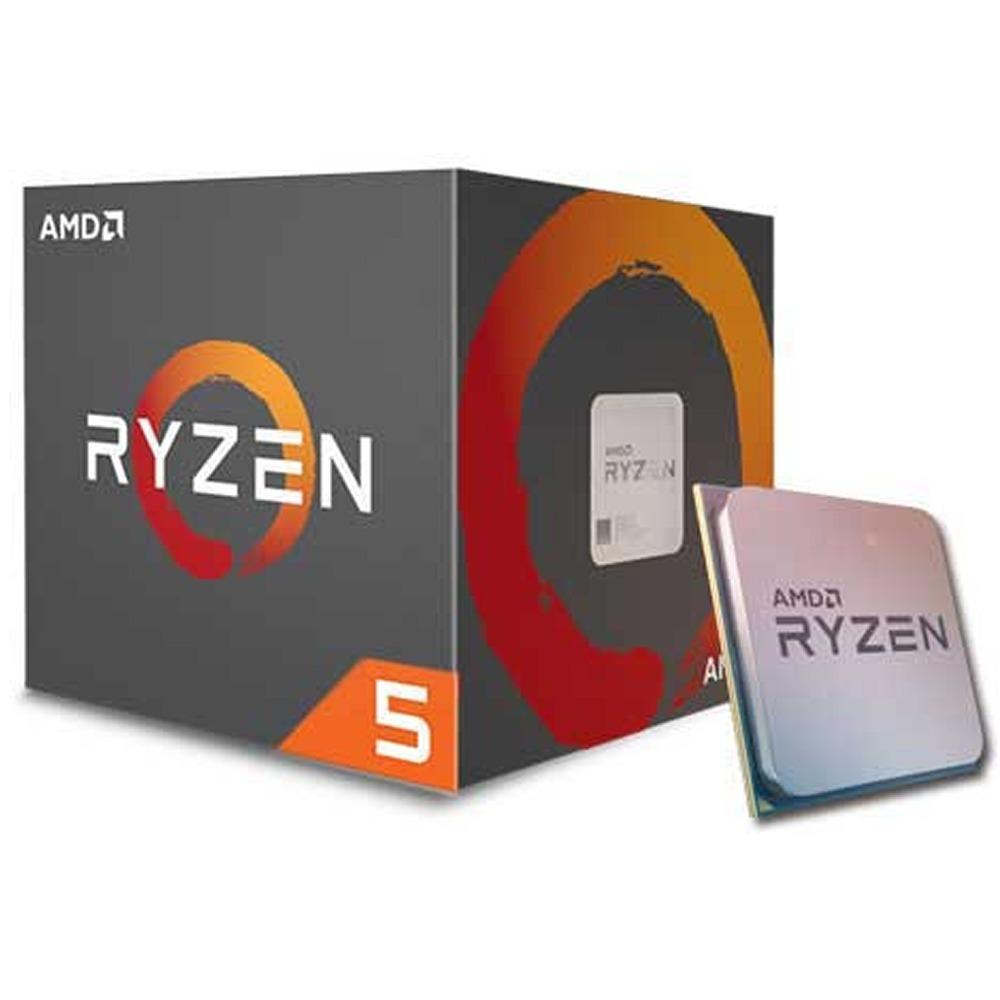 Micro Procesador Amd Ryzen 5 1600 3.6ghz 6c/12t Am4 Cooler
