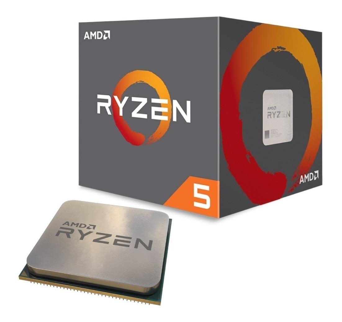 MICROPROCESADOR AMD RYZEN 5 2600 (SOLO CON PC ARMADA)