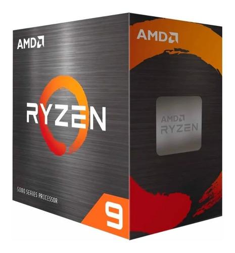 micro procesador amd ryzen 9 5900x 4.8ghz nickhard