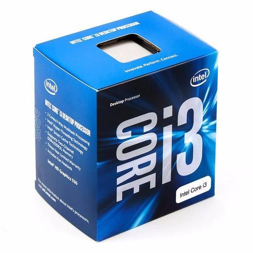 micro procesador intel core i3 7100 3.9mhz 1151 kabylake pce