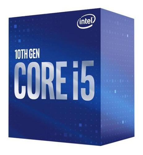 micro procesador intel core i5 10400 2.9ghz comet lake 10ma