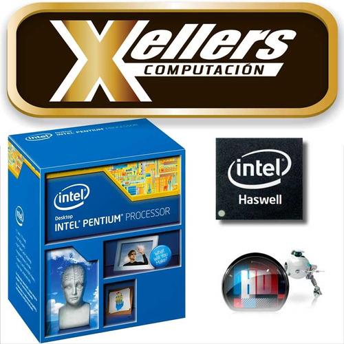 micro procesador intel pentium g3220 3ghz pc haswell 1150