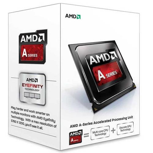 micro procesador pc apu amd a4 7300 3.8ghz fm2
