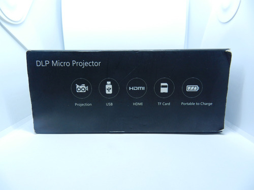 micro proyector