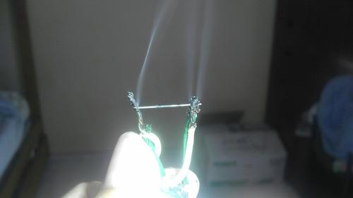micro resistencia tipo cartucho  funciona con 1.5 v 3por$99