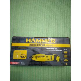 Micro Retifica Hammer