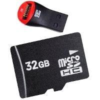 micro sandisk 32gb cartão memória