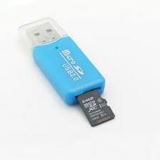 micro sandisk cartão